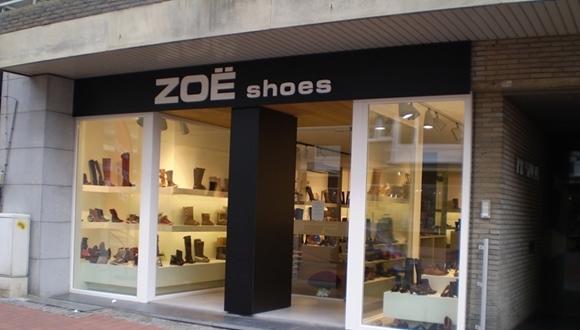 Schoenwinkel Zoë Middelkerke