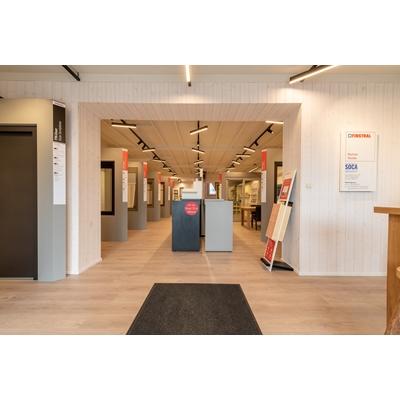 Finstral Studio te Middelkerke