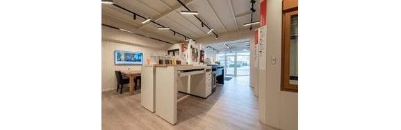 Nieuw partnerstudio Finstral