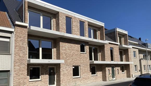 Nieuwbouw appartement te middelkerke