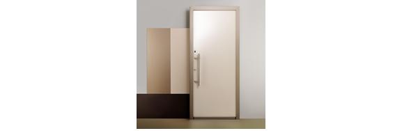 Open de deur naar modern design.